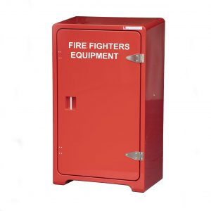 New style JB10FE in red of 1 set of Fire fighter's equipment