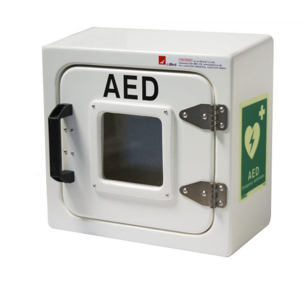 JB04 AED with Defib