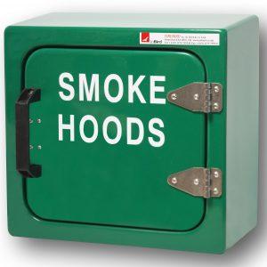 JB04 Smoke hood cabinet