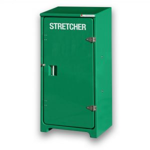 JB14 Stretcher cabinet in green