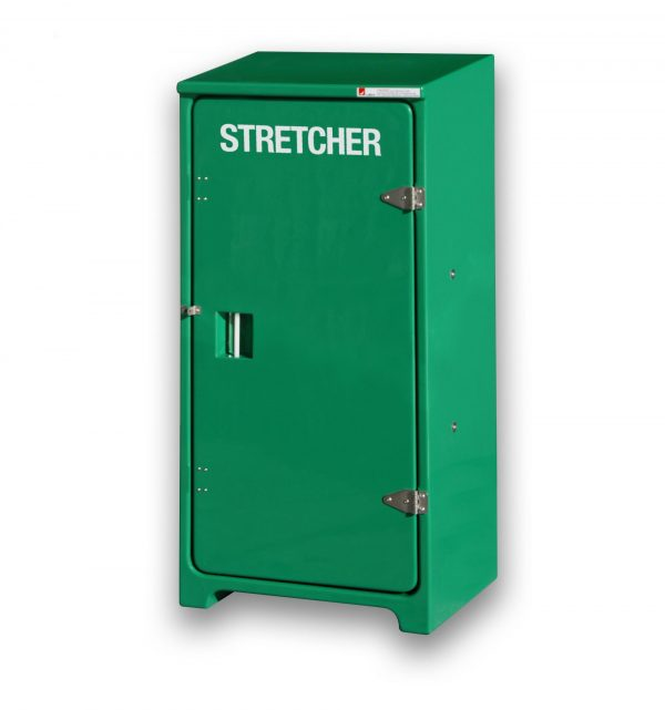 JB14 Stretcher cabinet in green