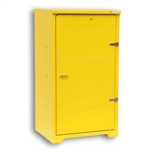 JB18 General purpose cabinet in yellow