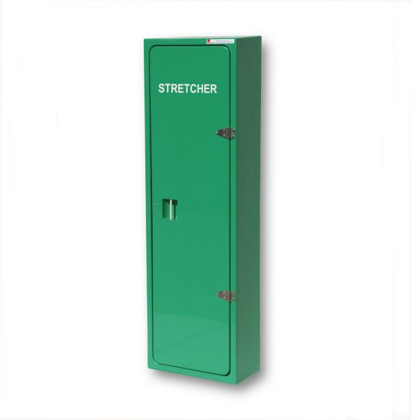 JB37 Neil Robertson Stretcher cabinet in green