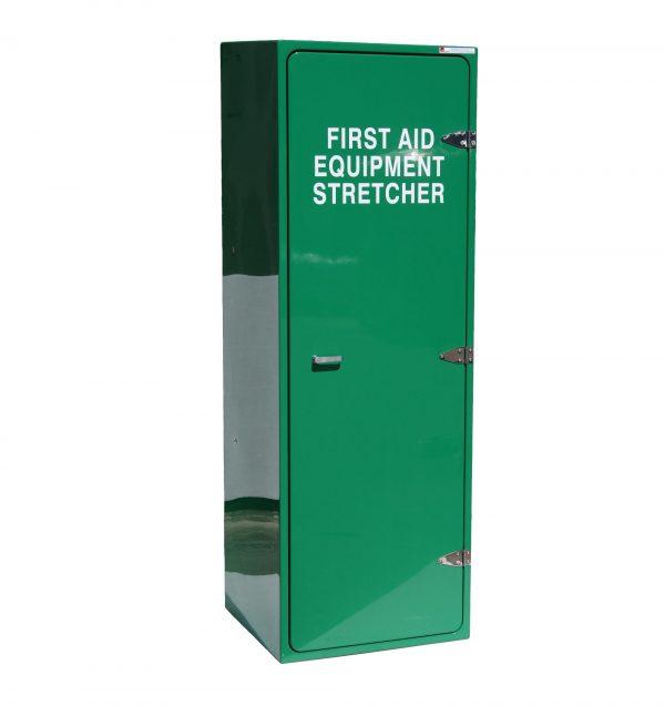 JB38.700 Stretcher and medical cabinet