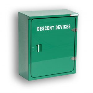 JB02 Descent device cabinet