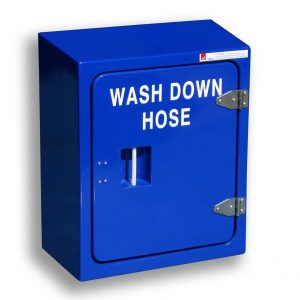 JB06 Wash down hose cabinet