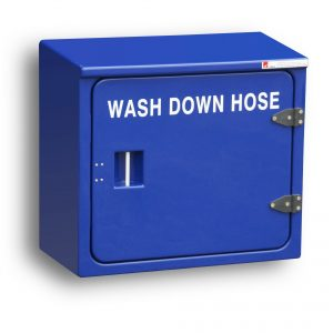 JB16 Wash down hose cabinet